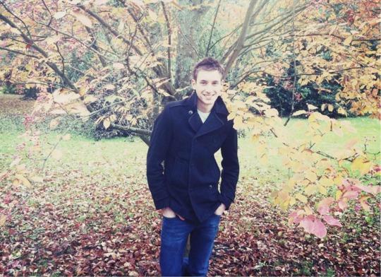 Will Taylor from the interior blog Bright Bazaar