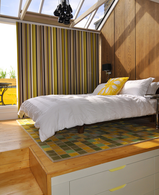 Colour scheme of loft bedroom   blog mocha uk com. A Small Cluttered Loft Transformed Into A Rela Bedroom   Mocha