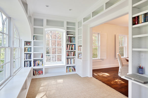 How To Use Bookshelves Maximize Storage Without