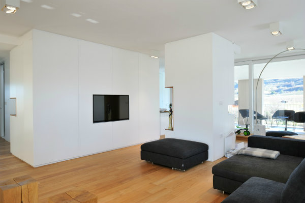 Less is more minimalist apartment mocha casa blog - Minimalist style homes less means more ...