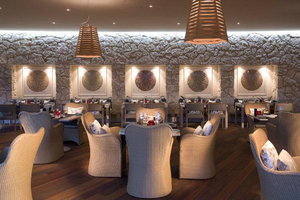 Lodge Restaurant - Southern Ocean Lodge - Mocha