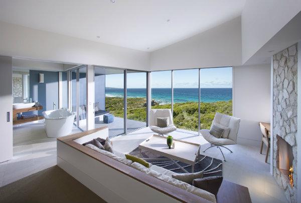 Ocean Retreat - Southern Ocean Lodge - Mocha