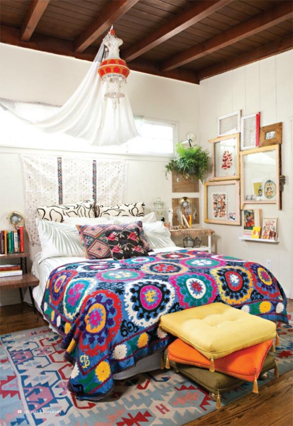 Room design by Justina Blakeney