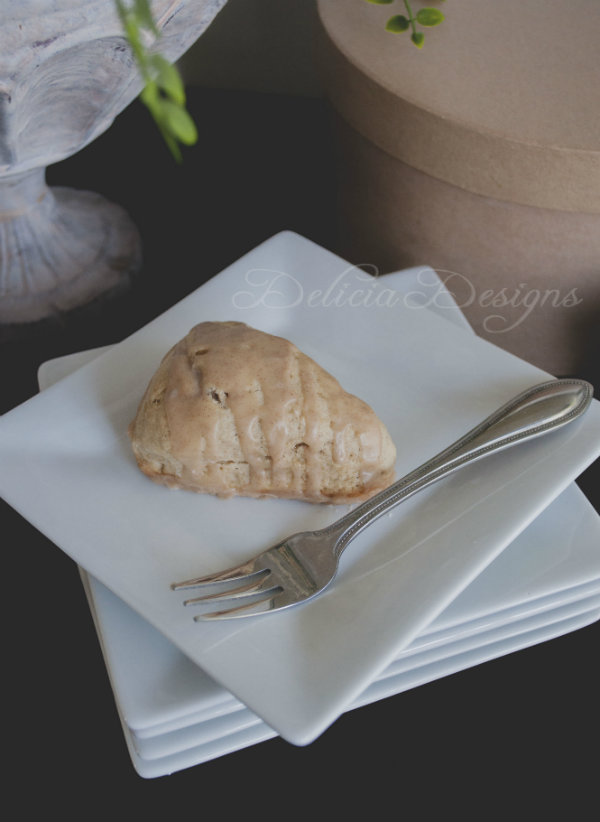 Autumn Recipes Pumpkin Spice Scones - Mocha UK Blog