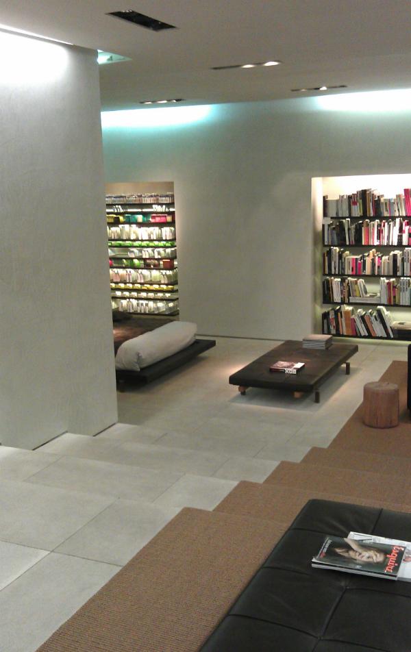 Decorating Inspiration From Retail Interiors Design