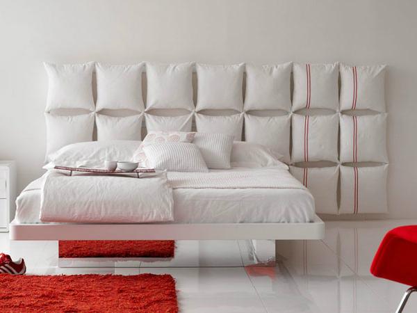 Creative Headboard five creative headboard ideas | bedroom decorating ideas – mocha