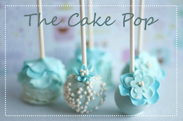 Cake pop recipe from Mocha