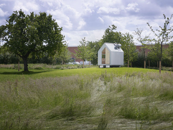 Diogene Cabin from Vitra by Renzo Piano - Mocha UK