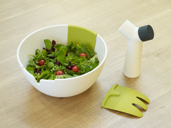 Hands On Salad Bowl by Joseph Joseph from Mocha