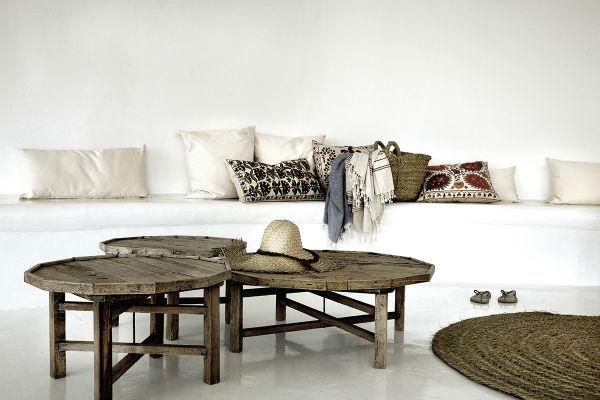 Rustic living room - San Giorgio Hotel