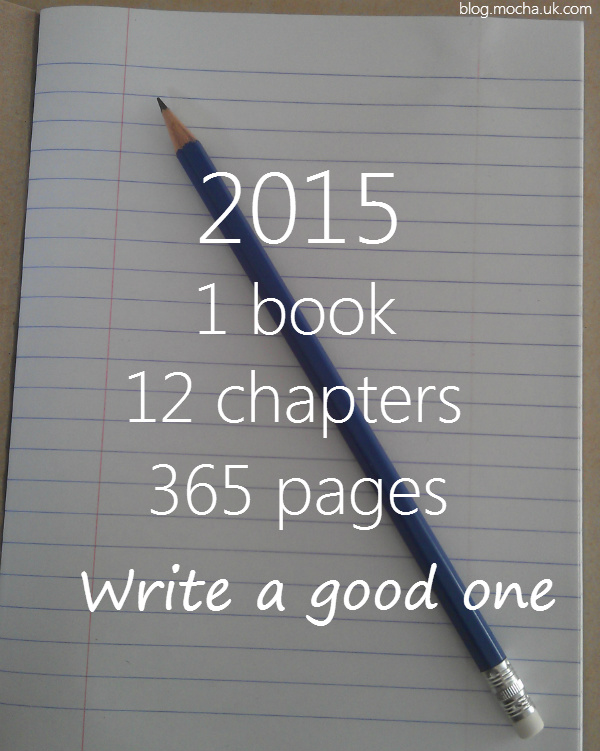 Happy New Year - 1 book 12 chapters 365 pages