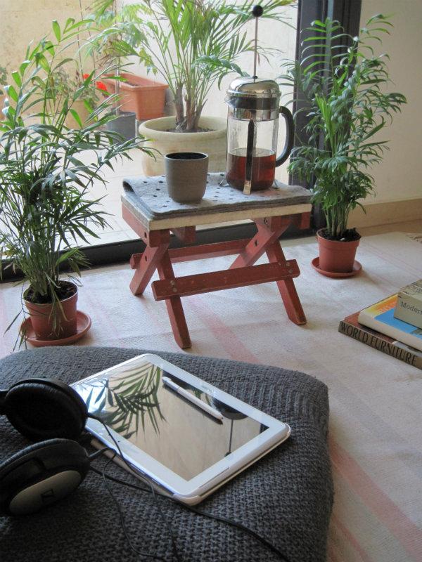Indoor outdoor living - Urban Jungle Bloggers Mocha