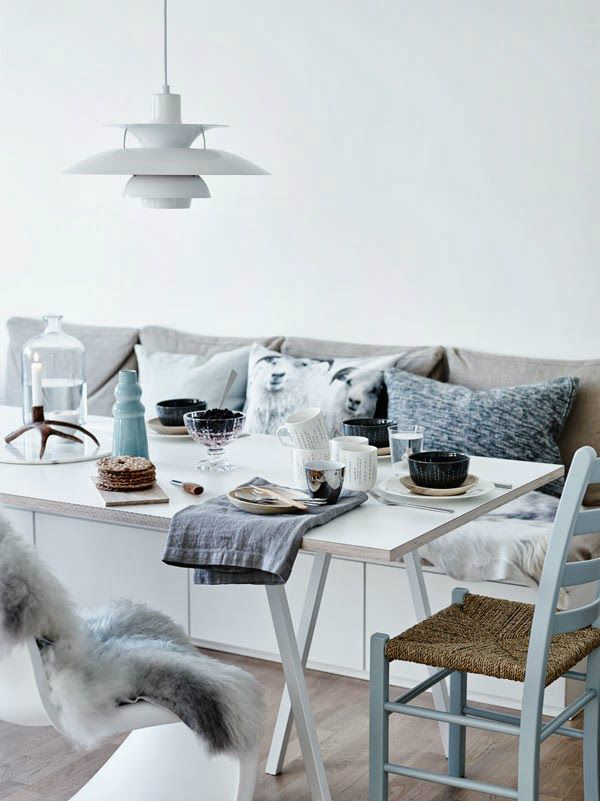 Scandinavian design and interiors