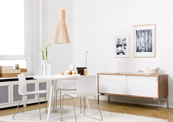 Why scandinavian homes look so spacious and how to copy for Danish design furniture