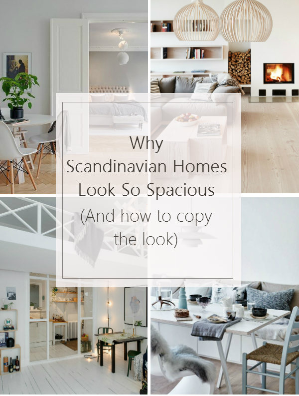 Why Scandinavian Homes Look So Spacious
