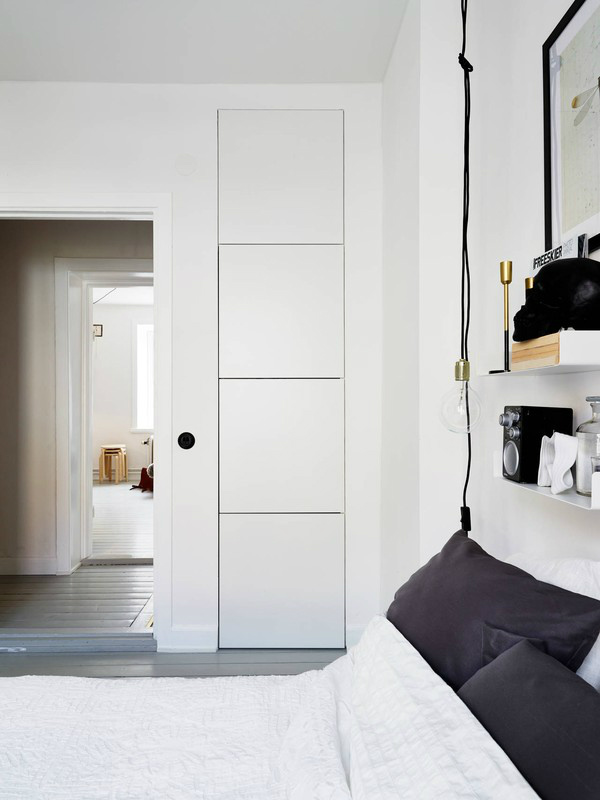 Storage Scandinavian interiors