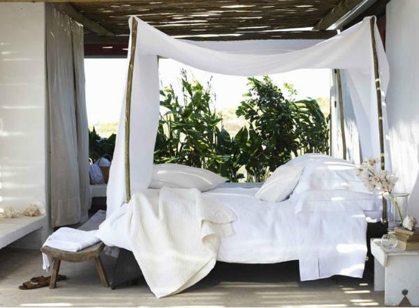 Biophlilic bedroom design to help you sleep well