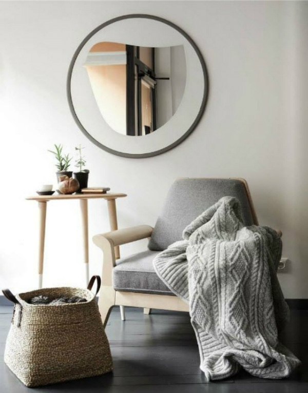 Reading Nook Scandinavian Style