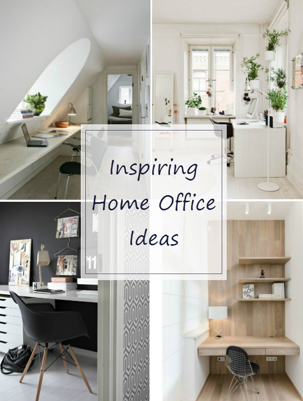 Home Office Ideas To Inspire You
