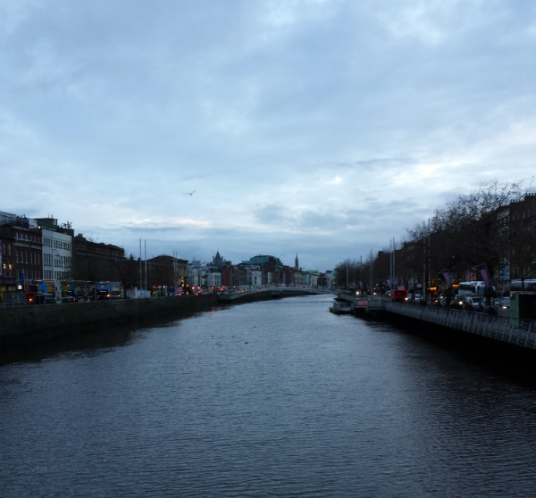 River Liffey Dublin - Day of Design