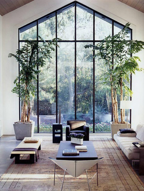 Biophilic design interior trends 2016