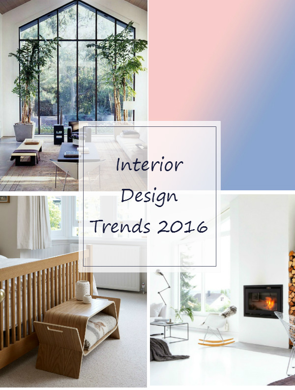 Interior design trends 2016 from Mocha Casa