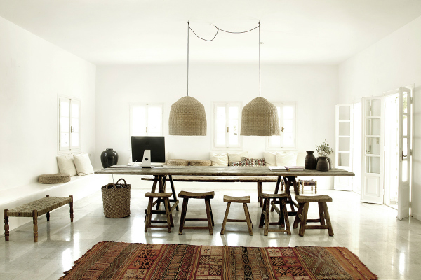 10 interior design trends for 2016 mocha casa blog for Rustic mediterranean interior design