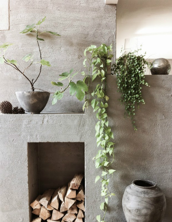 How to give your living room a fresh new look with Plant room design