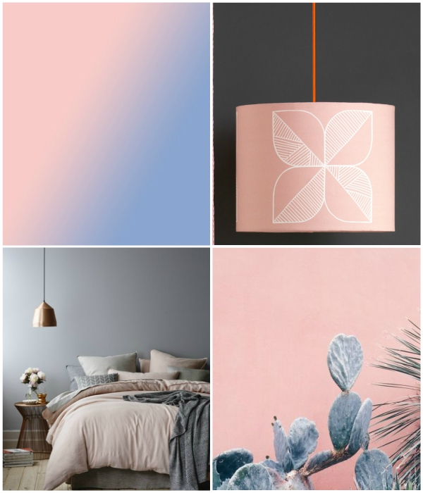 How to decorate your home for spring with Pantone's Rose Quartz