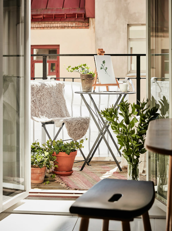 How To Maximise Small Outdoor Spaces Mocha Casa Blog