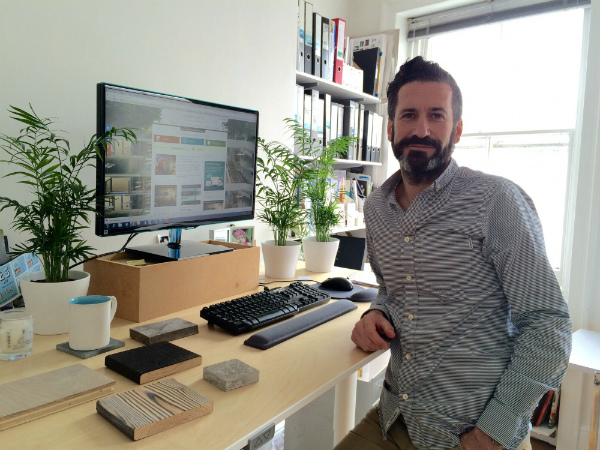 Oliver Heath Interview about biophilia and biophilic design on mochacasa blog