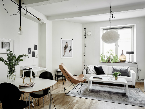 beautiful scandinavian living room gallery