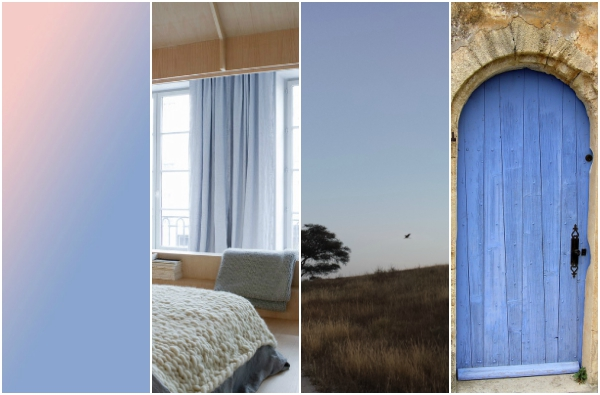 How to decorate your home with Pantone's colour of the year 2016 Serenity Blue
