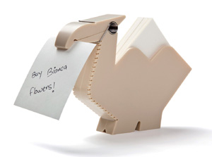 Lenny Memo Holder