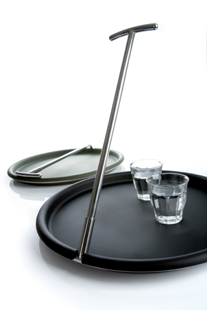 Self Balancing Serving Tray