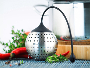Herb and Spice Infuser Spice Bomb