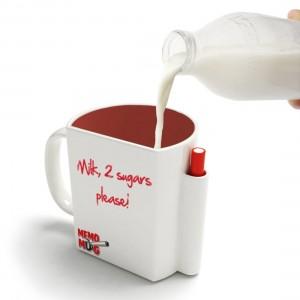 Memo Mug from Mocha.uk.com
