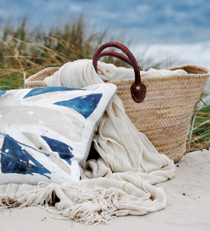 Ombre Throw Sand