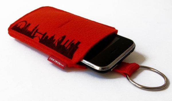 City Sleeve Phone Case - Mocha