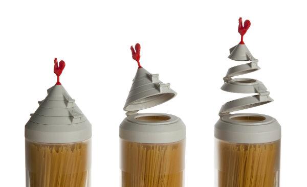 Spaghetti Tower - Mochauk