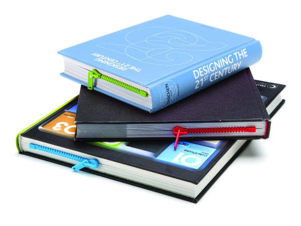 Zipmark Bookmark - Mocha