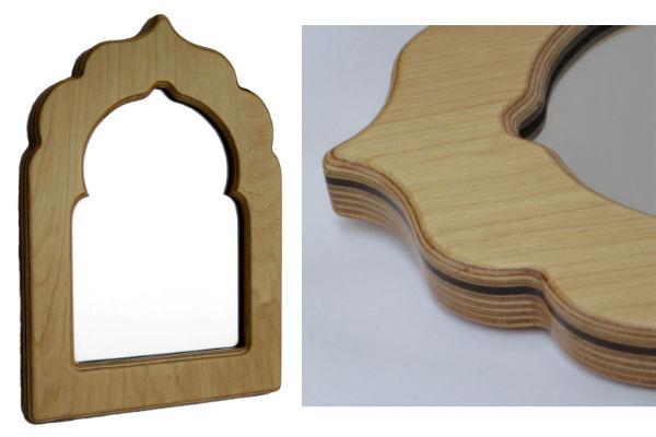 Arch Mirror from Mocha