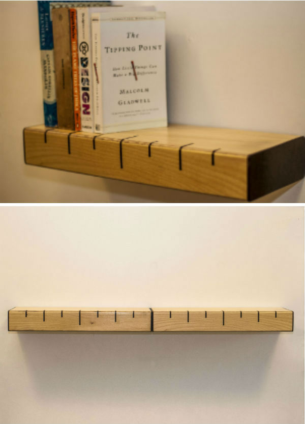 Ruler Shelf from Mocha