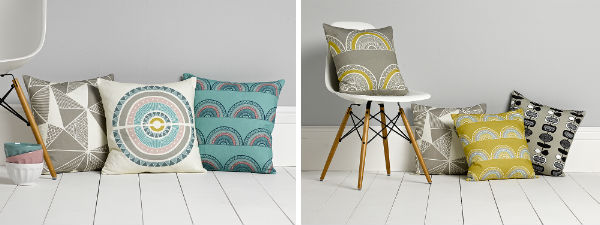 Cushions by Sian Elin from Mocha