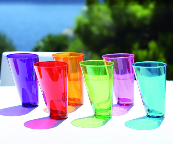 Koko Multi Colour Tumblers from Mocha