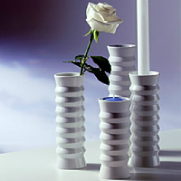 Concertina Candle Holder Vase from Mocha