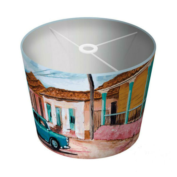 Lampshade Cuban Car - lamp shades from Mocha