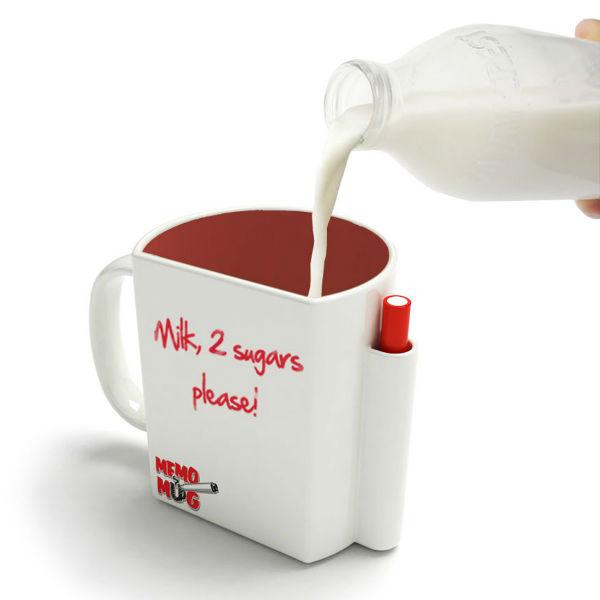Memo Mug from Mocha