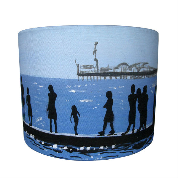 Seaside Lampshade - lamp shades from Mocha