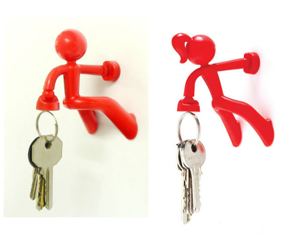 Key Pete and Key Petite Key Holders from Mocha